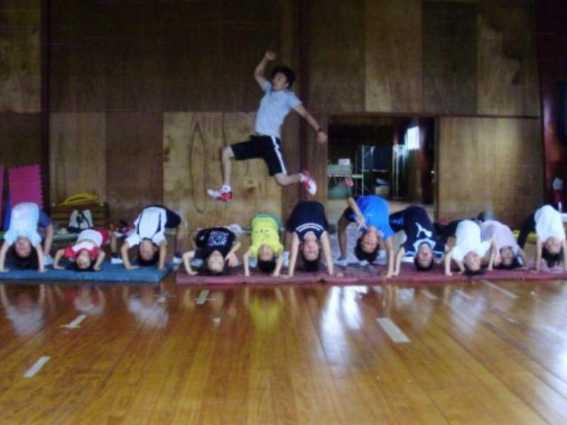 子どもの体操教室 ~ タイムスポーツクラブ(文京)~の画像
