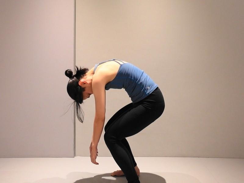 舞踏の身体表現を通して、脱力しながら心と体をリフレッシュの画像
