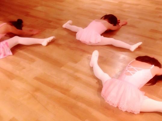 楽しくバレエ!!の画像