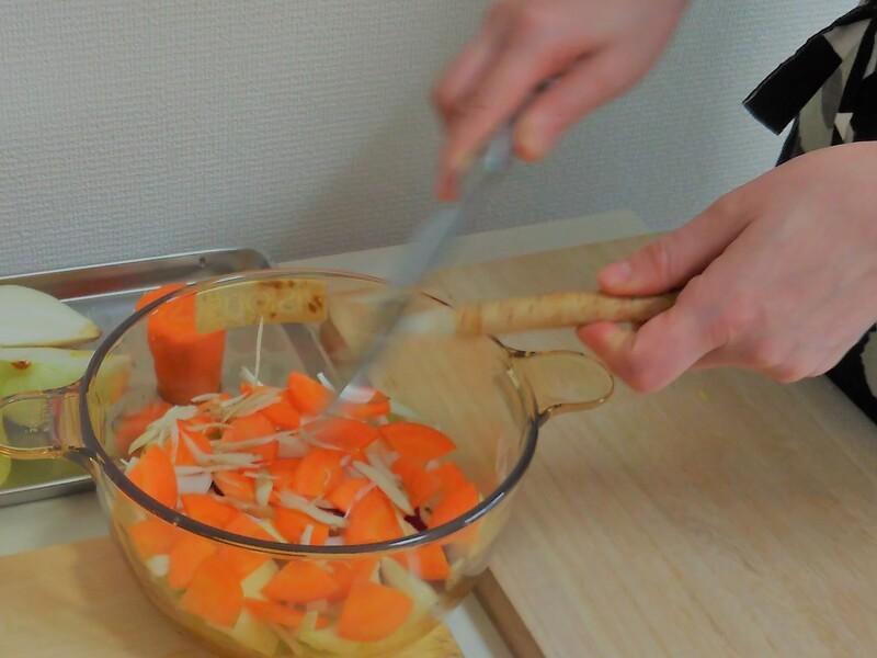 鍋とフライパンがあればできる!簡単においしくできる野菜たっぷり料理の画像
