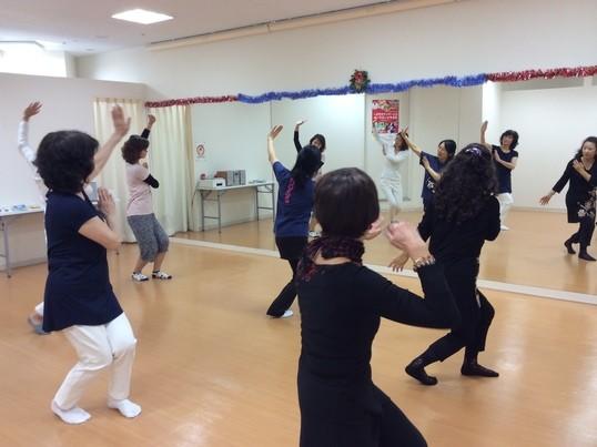 しんなりと日本舞踊エクササイズ NOSSの画像