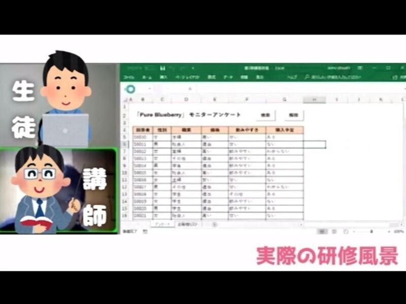 PowerPointスキルの基礎を在宅オンラインで習おう!の画像