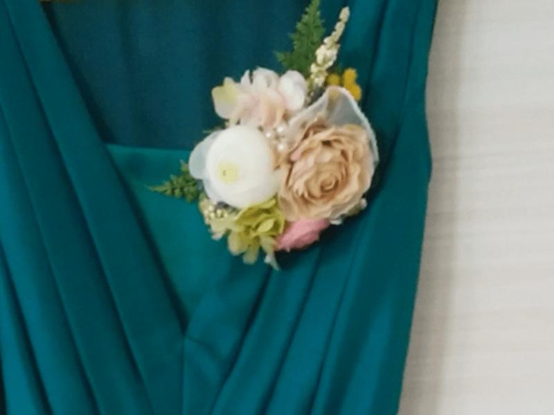お花をご自分で選べる☆世界に一つだけのお花のアクセサリー講座の画像