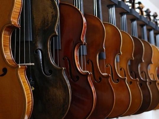 はじめてのバイオリン体験(男性クラス)@ 東京の画像