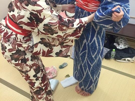 花柳杏太生と結ぶ!アナタも浴衣なでしこ~今回は帯アレンジ5種類~の画像