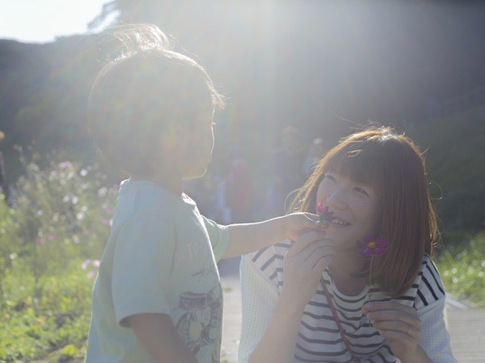 撮影時の太陽の光、フラッシュ(ストロボ)について(写真基礎4)の画像