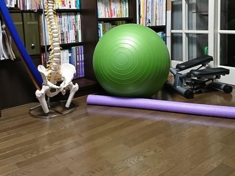 赤ちゃん一緒でOK!肩こり猫背&腰痛対策パーソナルトレーニング!の画像