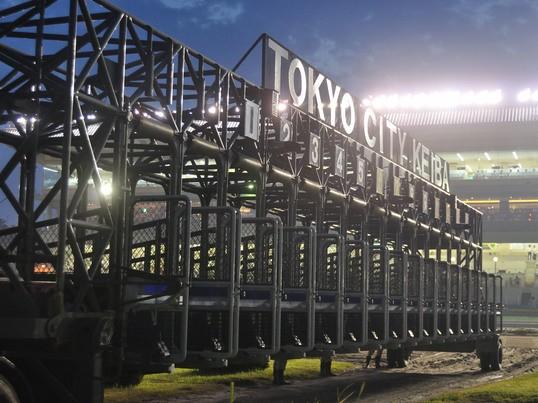 初心者歓迎♪夜の競馬場で走るウマを撮る!@大井競馬場の画像