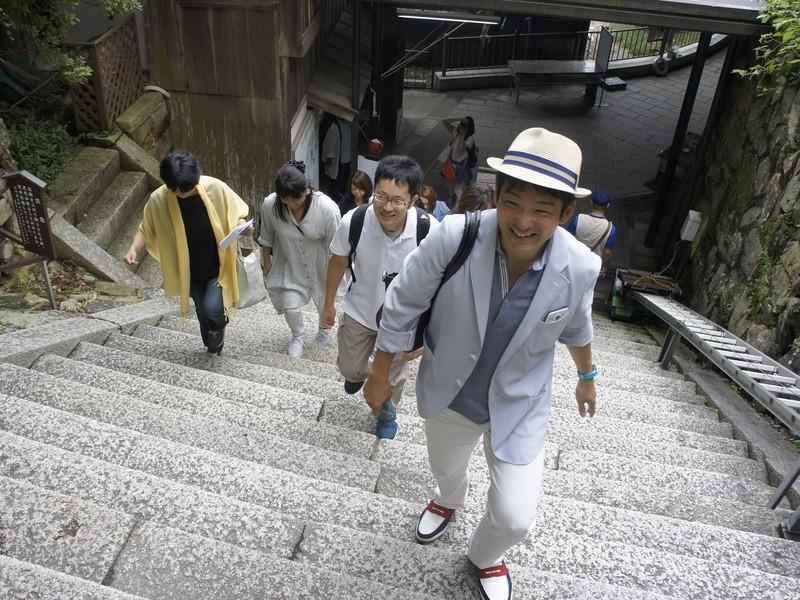 実際の神社を参拝しながら日本神話の基本を学ぼう!の画像