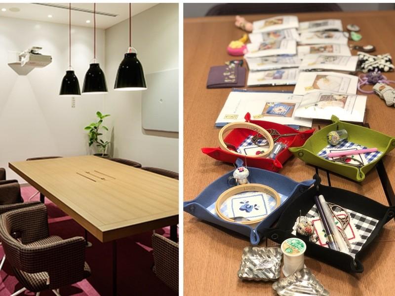 【大阪開催】6つのメニューから選べるちくちくあみあみワークショップの画像