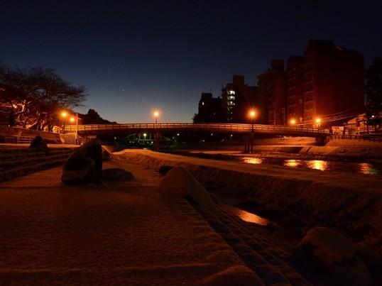 夜の金沢・お写んぽ撮影講座の画像