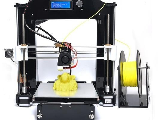 1日でパーソナル3Dプリンターを作ろう!の画像