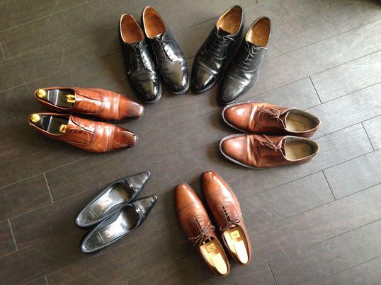 【博多マルイ開催】夏休み☆親子靴磨き教室の画像