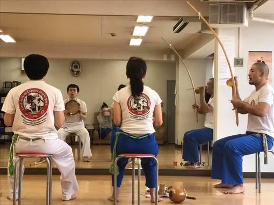 土曜日昼から!初心者のための体験カポエイラin上野の画像