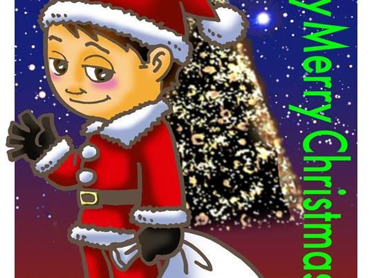 【クリスマス&年賀状】オリジナルのグリーティングカードを作ろう!の画像