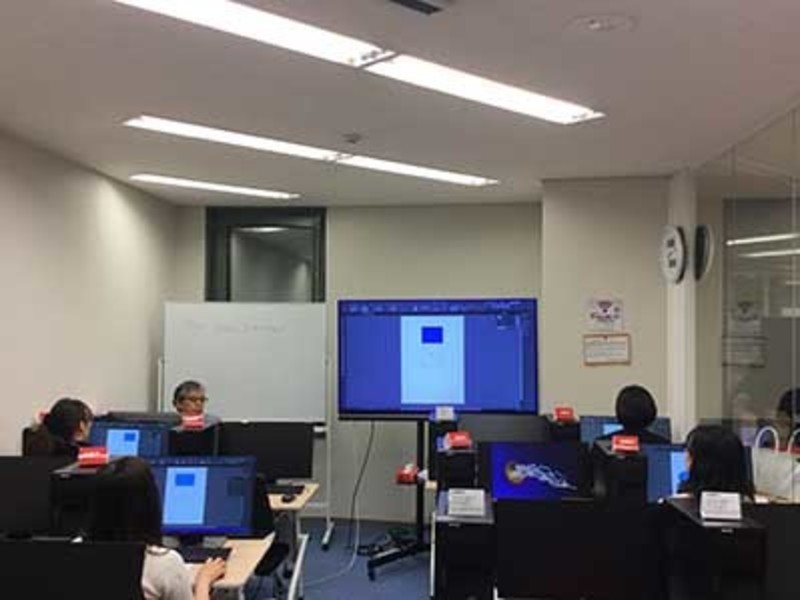 DTP初心者のためのInDesign講座の画像