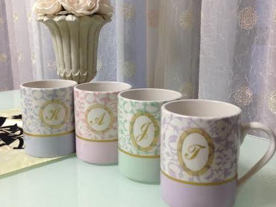 ポーセラーツで作る、世界で1つだけのオリジナルマグカップの画像