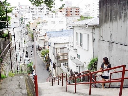 映画のロケ地・聖地巡礼撮影(都内数カ所)の画像