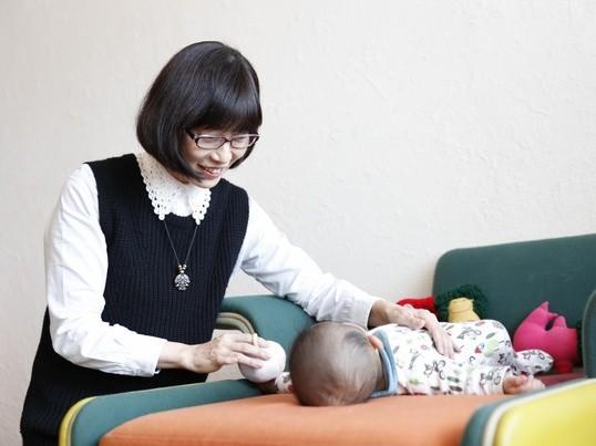 ベビーモデルトレーナーによる 赤ちゃんのあやし方講座の画像