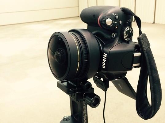 VRの第一歩。WEB用の360°パノラマ写真を作ってみよう!の画像