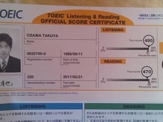 3時間500円!英語学習法伝授!の画像