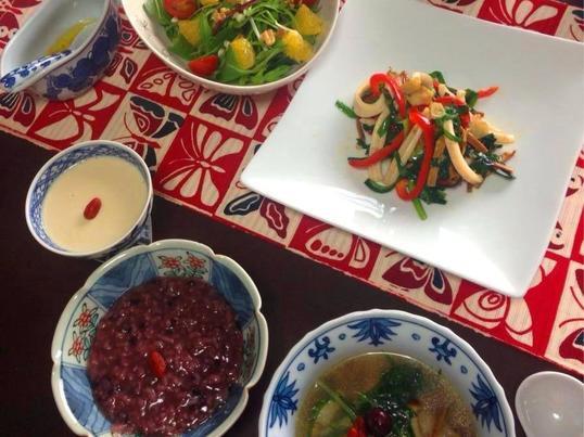 体の芯から温まる!漢方食材と身近な食材を使った冬支度の薬膳料理の画像