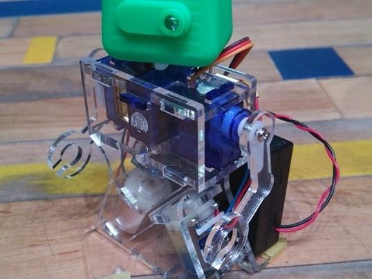 スマホで操作!オリジナルにデザインもできるロボットを作ろう♪の画像