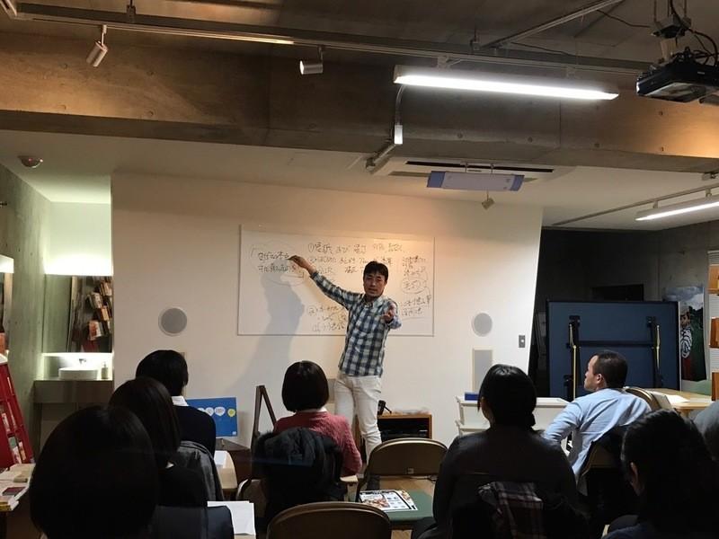 阪1:伝えてるつもりから伝わるに!ブレインマップ思考アイデア整理術の画像