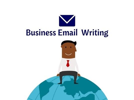 英文ビジネスEメール基礎 1日講座の画像