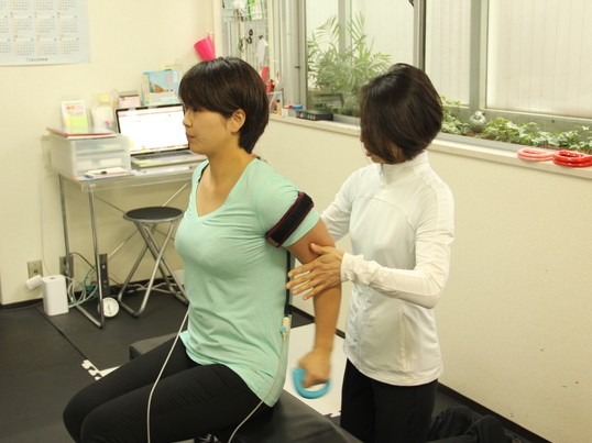 加圧トレーニングでシェイプアップ!わずか30分で体の変化を感じますの画像