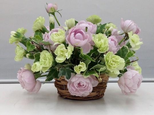 春に向けて、お花のある生活を始めましょう!の画像