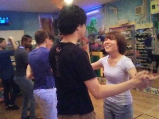 サルサやブラジリアンダンスを踊ってみよう!の画像