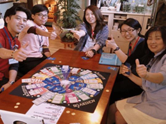 【満席御礼!】勝ち負けを超えた新感覚教育ゲーム アチーバス体験会の画像