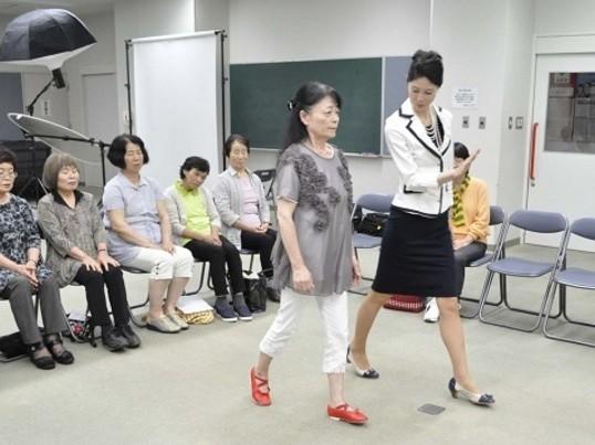 【初心者ウォーキング】4000円 美しい歩き方で自信が持てる!の画像