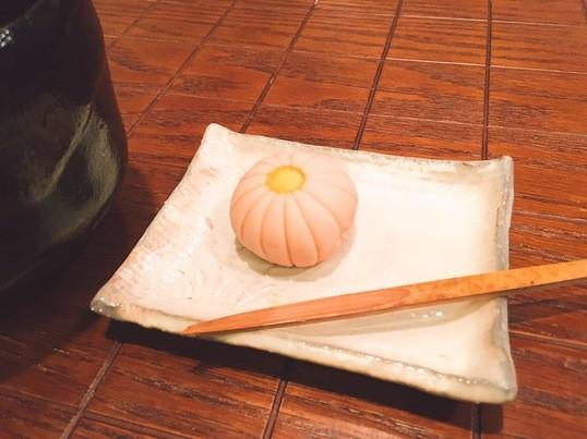はじめての方へ敷居が低いカジュアル茶道&練り切り和菓子の画像
