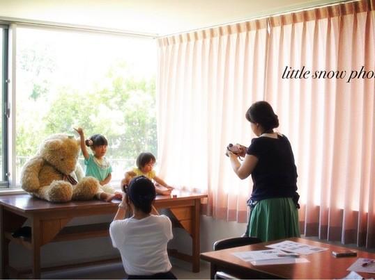 可愛い子供の撮り方講座の画像