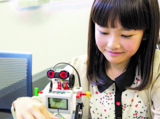 ロボットアカデミー 体験会(小学1年生・2年生)の画像