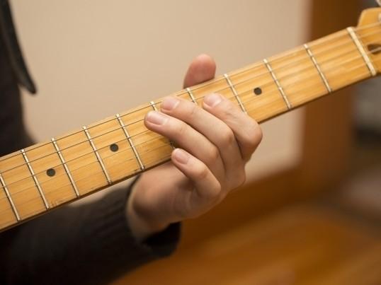 ギターを買ってみたものの、どうしたらいいかわからない方へのレッスンの画像