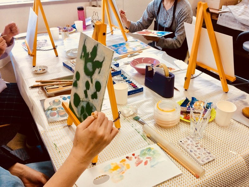 現役の美術作家が教える模写講座 「ゴゴゴゴ ゴッホ‼︎」の画像