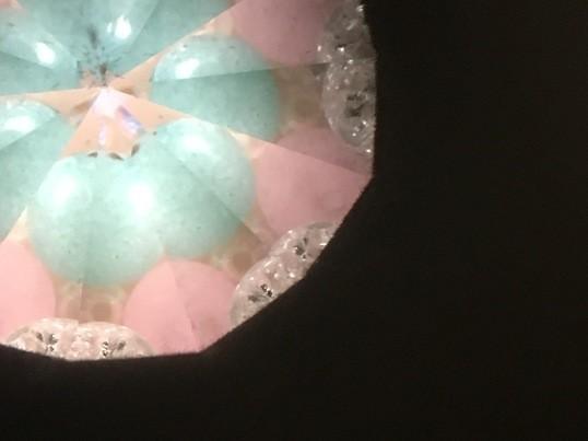 春を彩る万華鏡の画像