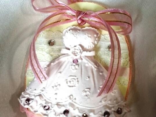 今はやりのアロマストーンを作成、選んだ香りとドレスは何色にする?の画像