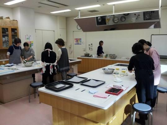 プロが教えるパン教室!の画像