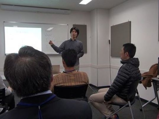 英対話力マスタープログラム体験ワークショップの画像
