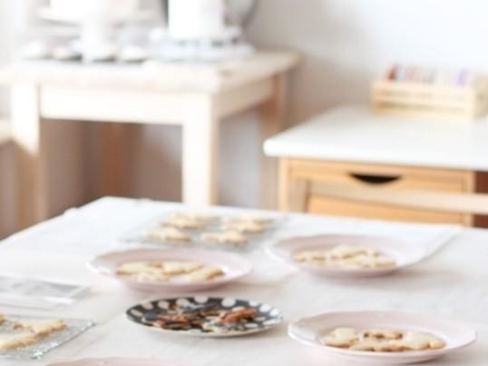 細部まで綺麗なアイシングクッキーを作りたいの画像