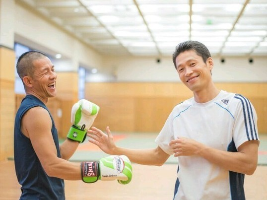 大人の朝活@TOKYOキックボクシング部 on Saturdayの画像