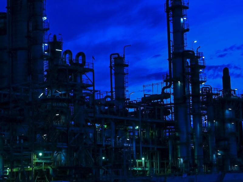 ♬川崎工場夜景◆スキップ☆スナップ《浮島町編改》♬の画像