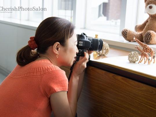 【女性限定】一眼レフミラーレスカメラ*超初心者*フォトレッスンの画像