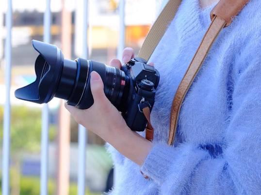 ママのためのやさしい一眼カメラ教室 背景をぼかした写真を撮ろう!編の画像