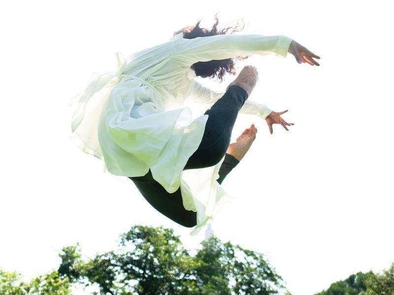 マンツーマン★自己表現!心と身体の解放レッスンの画像