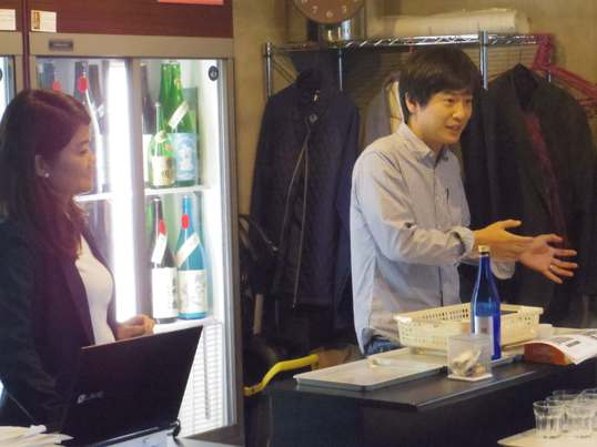 ラベルが教えてくれること【学ぶ×日本酒セミナー】の画像
